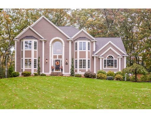 Casa Unifamiliar por un Venta en 27 Powderhouse Lane Boxford, Massachusetts 01921 Estados Unidos