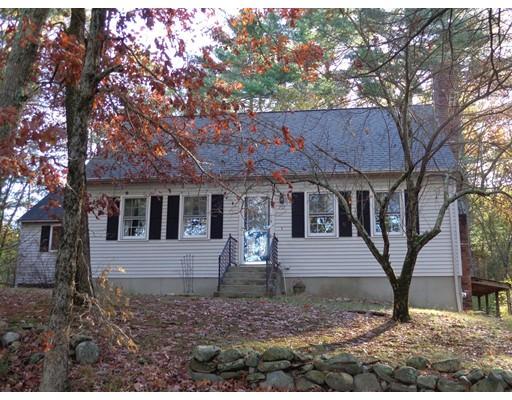 Частный односемейный дом для того Продажа на 315 Quaddick Town Farm Road Thompson, Коннектикут 06277 Соединенные Штаты