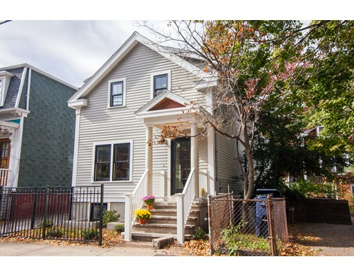 Single Family Home for Sale at 301 Columbia Street Cambridge, Massachusetts 02141 United States