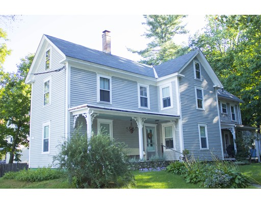 Частный односемейный дом для того Продажа на 849 Main Street 849 Main Street Lancaster, Массачусетс 01523 Соединенные Штаты