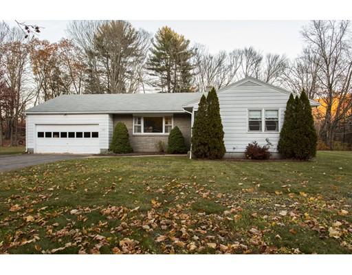 独户住宅 为 销售 在 191 South Street Warren, 马萨诸塞州 01083 美国