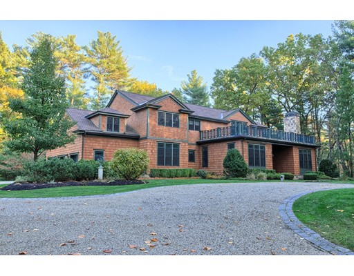 Single Family Home for Sale at 21 Valley Road Boxford, Massachusetts 01921 United States
