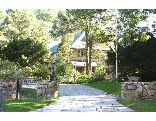 واحد منزل الأسرة للـ Sale في 455 Puritan Road 455 Puritan Road Swampscott, Massachusetts 01907 United States