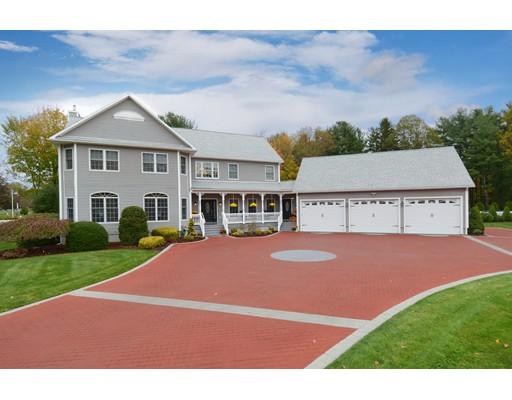 独户住宅 为 销售 在 33 Kevin Clancy Way 斯托顿, 02072 美国