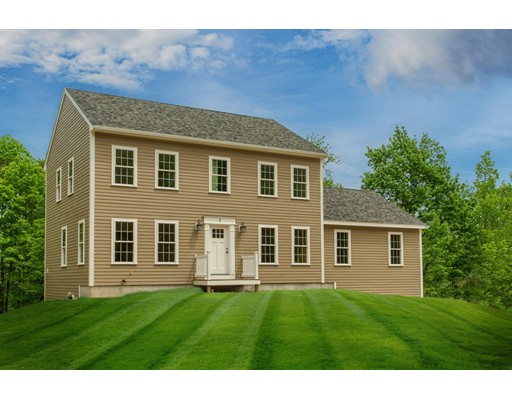 Single Family Home for Sale at 7 Calamint Hill Rd. North Princeton, 01541 United States