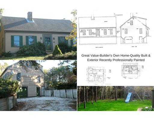 独户住宅 为 销售 在 80 Joshuas Way 伊斯顿, 马萨诸塞州 02642 美国