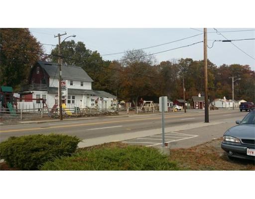 商用 为 销售 在 463 Washington Street Attleboro, 马萨诸塞州 02703 美国