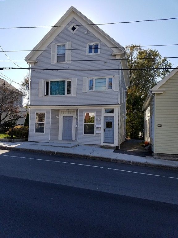 196 & 196R WASHINGTON ST., GLOUCESTER, MA 01930