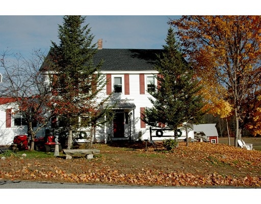 Single Family Home for Sale at 719 Fremont Road Chester, New Hampshire 03036 United States