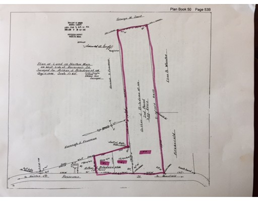 Land for Sale at 22 Reservoir Street Norton, Massachusetts 02766 United States