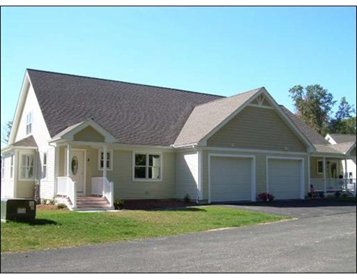 Condominium for Sale at 16 Whitman Bailey Drive 16 Whitman Bailey Drive Auburn, Massachusetts 01501 United States