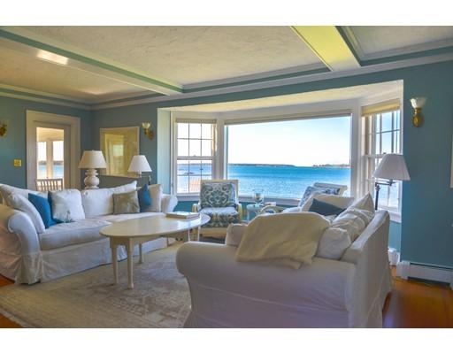 Частный односемейный дом для того Продажа на 104 Rocky Point Road Bourne, Массачусетс 02532 Соединенные Штаты