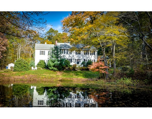 Single Family Home for Sale at 104 Woodland Street Natick, Massachusetts 01760 United States