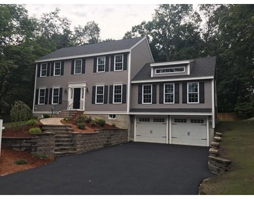 Single Family Home for Sale at 18 Ardmore Drive Danvers, Massachusetts 01923 United States
