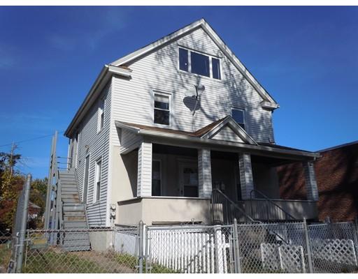 多户住宅 为 销售 在 416 Orange Street Springfield, 马萨诸塞州 01108 美国