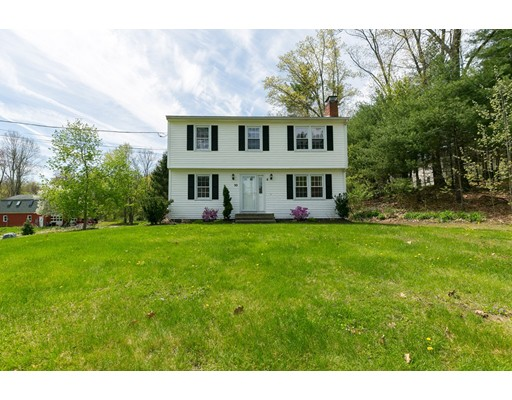 Single Family Home for Sale at 10 Wayne Road Westford, Massachusetts 01886 United States