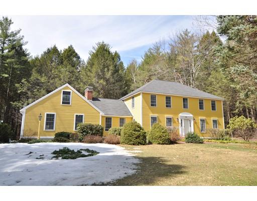 Maison unifamiliale pour l Vente à 84 Farview Drive Danville, New Hampshire 03819 États-Unis