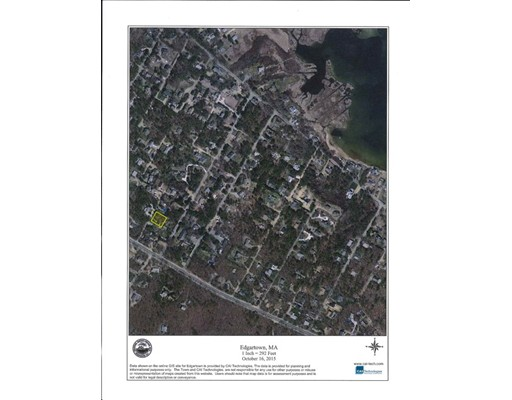 Land for Sale at 15 14Th St N Edgartown, Massachusetts 02539 United States