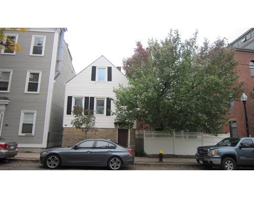 Single Family Home for Sale at 334 Bunker Hill Street Boston, Massachusetts 02129 United States