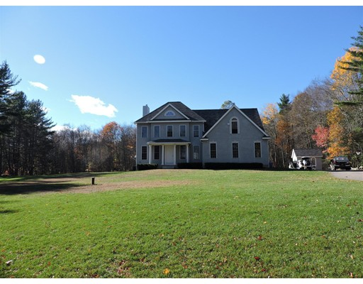 Single Family Home for Sale at 1420 Route 169 Woodstock, Connecticut 06281 United States