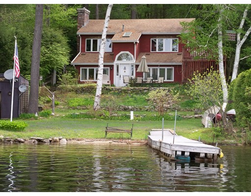 Single Family Home for Sale at 11 N. Laurel Drive Ext. Shutesbury, Massachusetts 01072 United States