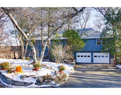 Single Family Home for Sale at 25 Meadowview Road Wayland, Massachusetts 01778 United States