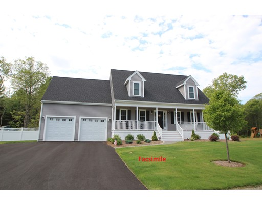 Single Family Home for Sale at 1 Pine Tree Estates Whitman, Massachusetts 02382 United States