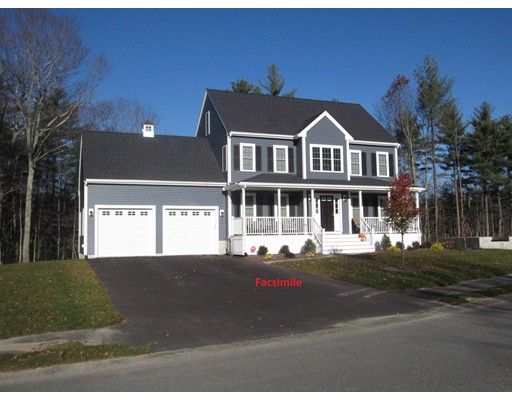 Single Family Home for Sale at 2 Pine Tree Estates Whitman, Massachusetts 02382 United States