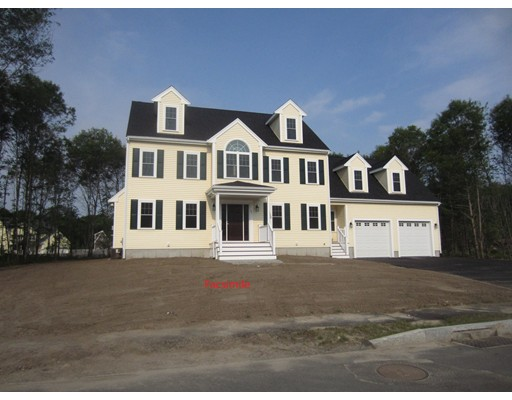 Single Family Home for Sale at 4 Pine Tree Estates Whitman, Massachusetts 02382 United States