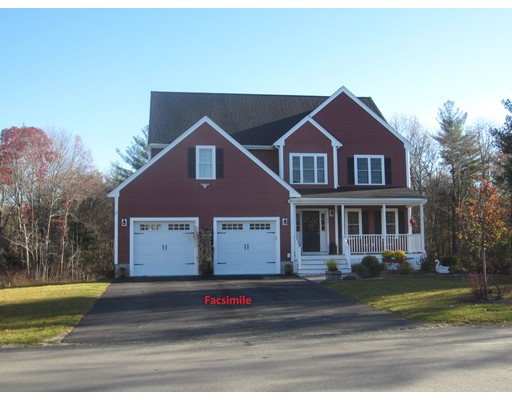 Single Family Home for Sale at 5 Pine Tree Estates Whitman, Massachusetts 02382 United States