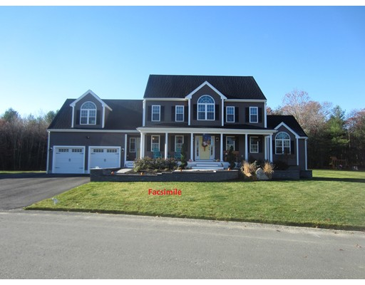 Single Family Home for Sale at 6 Pine Tree Estates Whitman, Massachusetts 02382 United States
