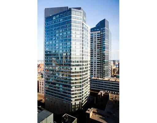 独户住宅 为 出租 在 2 Avery Street 波士顿, 马萨诸塞州 02111 美国