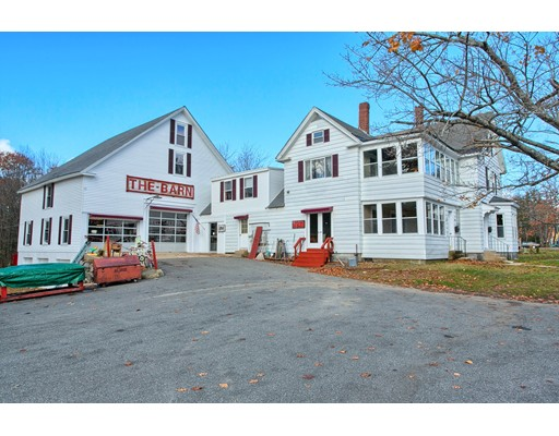 Single Family Home for Sale at 244 School Street Winchendon, 01475 United States