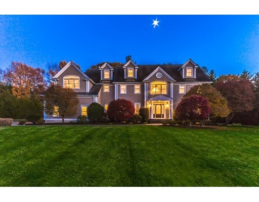 Single Family Home for Sale at 70 Thoreau Road Canton, Massachusetts 02021 United States