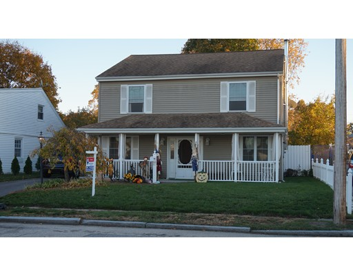 Single Family Home for Sale at 61 Nimitz East Providence, Rhode Island 02916 United States