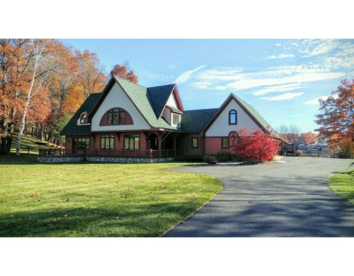 Single Family Home for Sale at 9 N Pond Road Southwick, Massachusetts 01077 United States