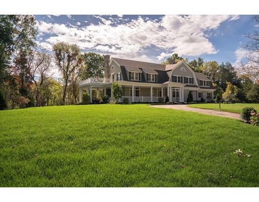 Частный односемейный дом для того Продажа на 38 Standish Road 38 Standish Road Wayland, Массачусетс 01778 Соединенные Штаты