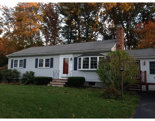 Single Family Home for Rent at 15 Snow Drive Littleton, Massachusetts 01460 United States