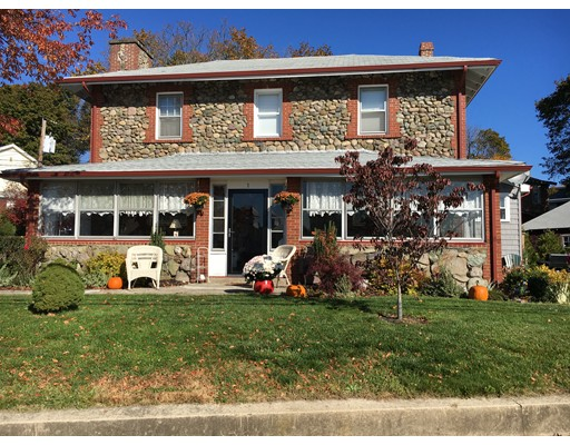 1  Winslow Road,  Quincy, MA