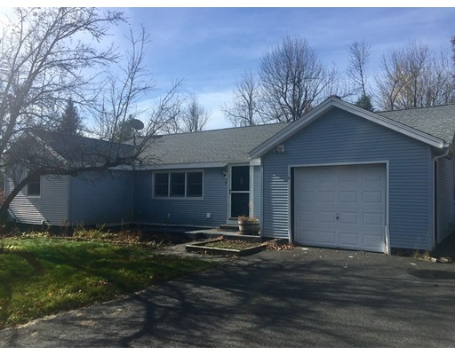 Single Family Home for Sale at 6 Wyman Road Blandford, Massachusetts 01008 United States