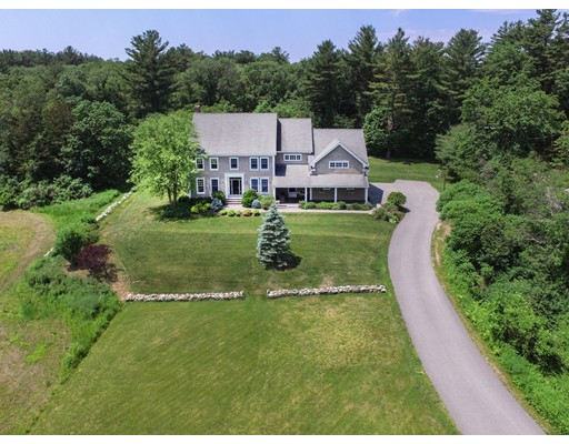 Single Family Home for Sale at 102 River Road Topsfield, Massachusetts 01983 United States