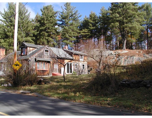 Single Family Home for Sale at 62 Willicutt Road 62 Willicutt Road Chesterfield, Massachusetts 01012 United States