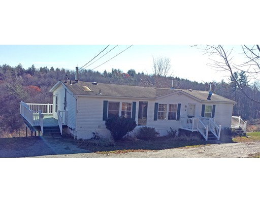 Single Family Home for Sale at 20 Coombs Hill Colrain, Massachusetts 01093 United States