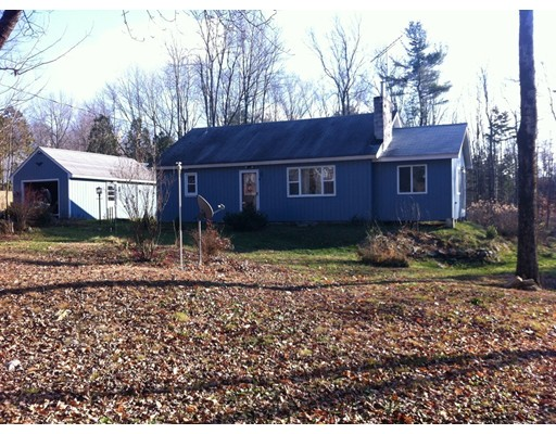 Single Family Home for Sale at 33 Beach Road Becket, Massachusetts 01223 United States
