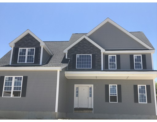 Single Family Home for Sale at 9 Nuha Circle West Boylston, Massachusetts 01583 United States