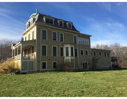 Частный односемейный дом для того Продажа на 96 Bridge Street 96 Bridge Street Hatfield, Массачусетс 01038 Соединенные Штаты