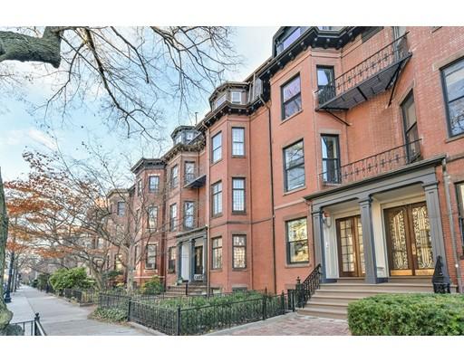 Condominium for Sale at 423 Beacon #PH Boston, Massachusetts 02115 United States
