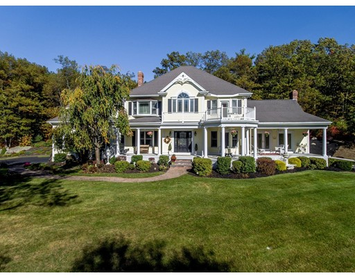 独户住宅 为 销售 在 95 Warren Street 厄普顿, 马萨诸塞州 01568 美国