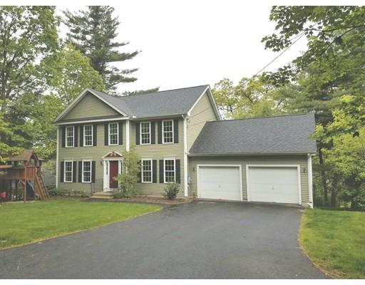 独户住宅 为 销售 在 5 Boylston Avenue Nashua, 新罕布什尔州 03064 美国