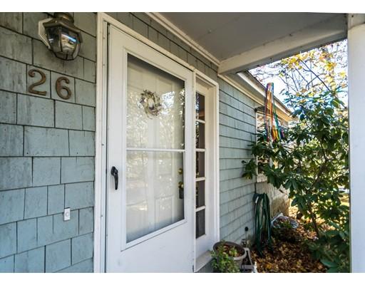 Single Family Home for Sale at 26 Parkridge Road Wayland, Massachusetts 01778 United States